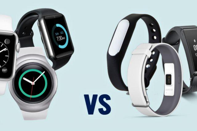 Smartwatch y smartband