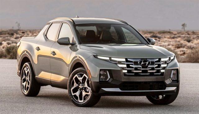 1ra. pick-up de Hyundai