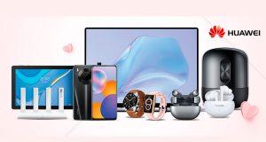Tecnología de Huawei para mamá