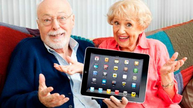 Aplicaciones para adultos mayores