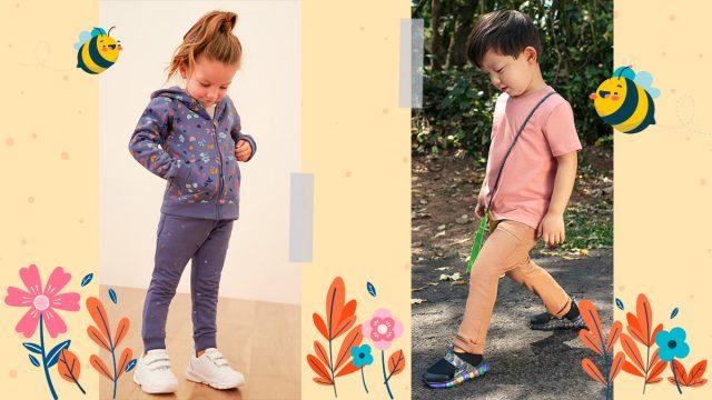 Moda infantil en Colloky, Hormiguita y Bibi