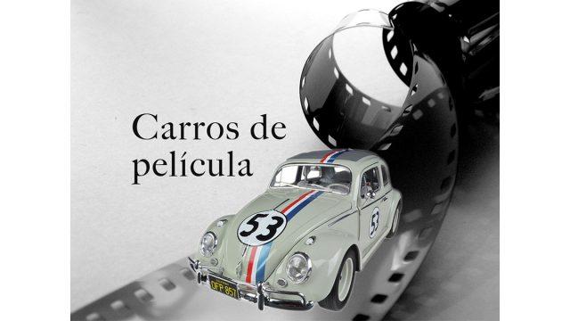 Carros de película