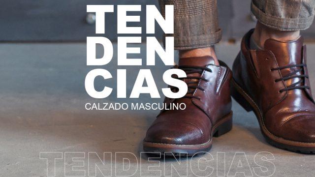 Tipos de calzados para hombre