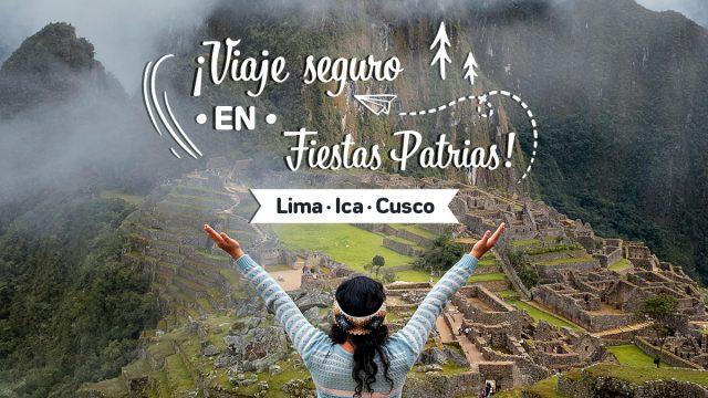 Destinos turísticos del Perú