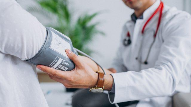 Medida presión arterial