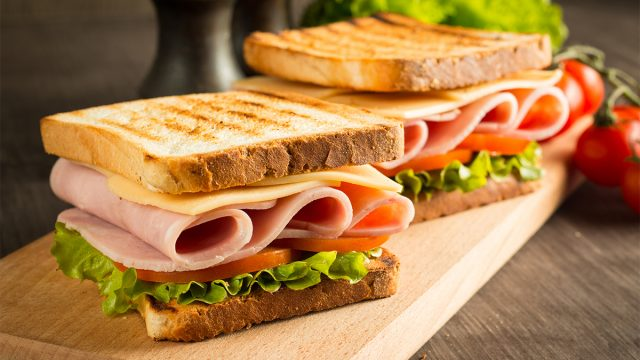 Triples y sándwiches