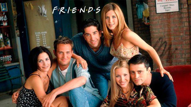 Outfits de la serie Friends