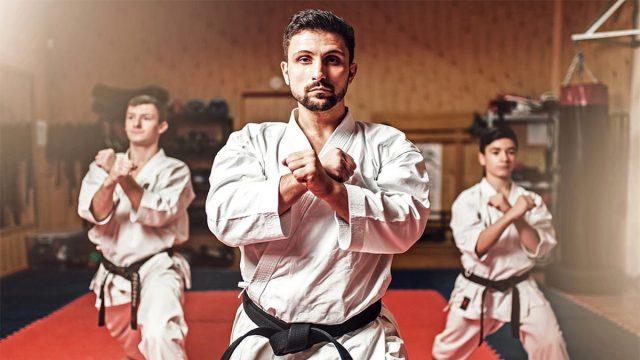 Beneficios de las artes marciales