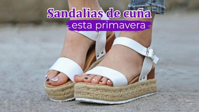 Sandalias de temporada