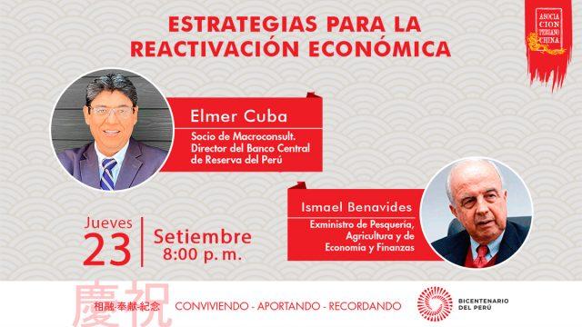Estrategia para la Reactivación Económica